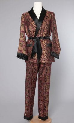 n1139_pyjama_homme_jacquard_bordeaux_noir_orange_pic001