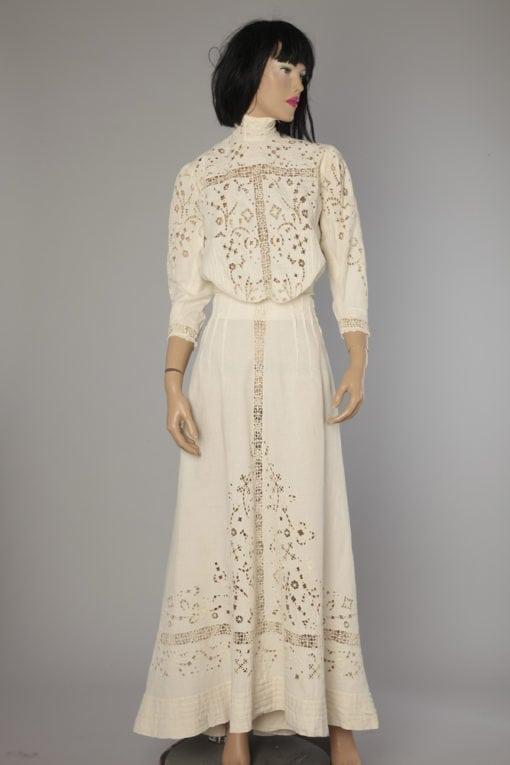 Robe de bal 1900
