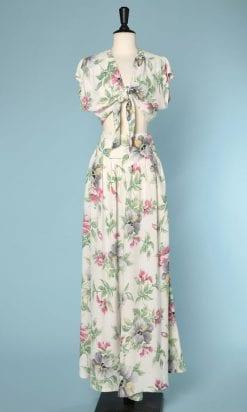 n6007_ensemble_plage_rayonne_imprimee_fleurs_1930_1940_taille_38_pic001