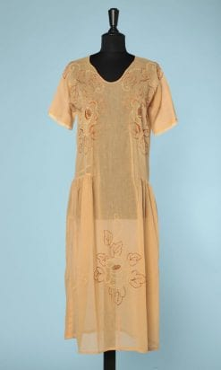 n6237_robe_voile_coton_orange_brode_1920_taille_40_pic001