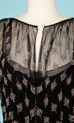 n6406_robe_1930_deux_parties_fond_crepe_haut_tulle_perle_strasse_40_pic001