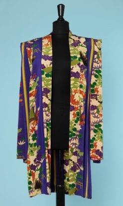 n6433_kimono_soie_violet_imprime_japonisant_griffe_izbiz_pic001