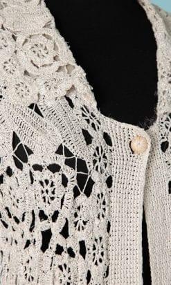 n6494_manteau_1970_crochet_raphia_blanc_lurex_argent_taille_40_pic001