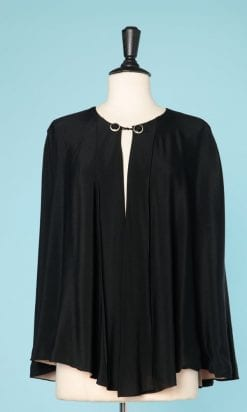 n6713_cape_1930_noire_doublee_rose_taille_38_40_pic001