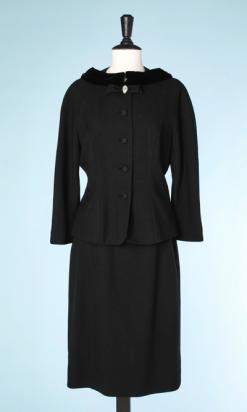 na4539-Tailleur-1950-en-lainage-noir-col-en-velours-noir-Lilli-ann-t36-38-01.png