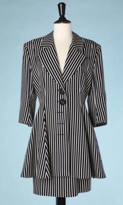 nA4975-Tailleur-vintage-Dior-à-rayures-blanches-et-noires-t-40-01.