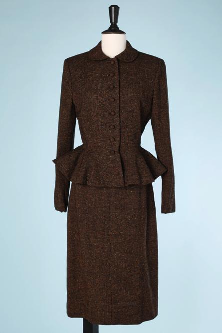nA5790-Tailleur-1940-en-lainage-tissé-chiné-de-points-couleurs-t38-40-01