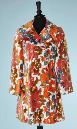 nA5344-Manteau-1970-en-velours-éponge-imprimé-de-fleurs-t36-38-01