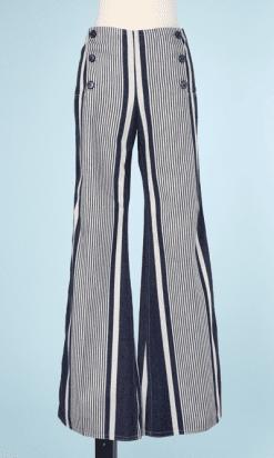 nA6440-Pantalon-en-toile-à-rayures-blanches-et-bleues-pattes-déléphant-t40-01