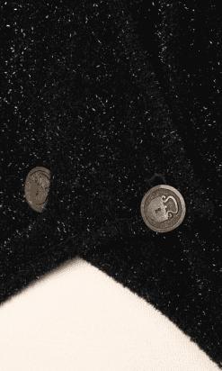 na6811-Gilet-queue-de-pie-en-maille-noir-et-lurex-argent-Chantal-Thomas-t36.-01