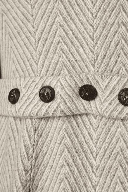 na6716-Manteau-1930-40-en-lainnage-à-chevrons-gris-et-blanc-triple-boutonnage-t38-40-01,