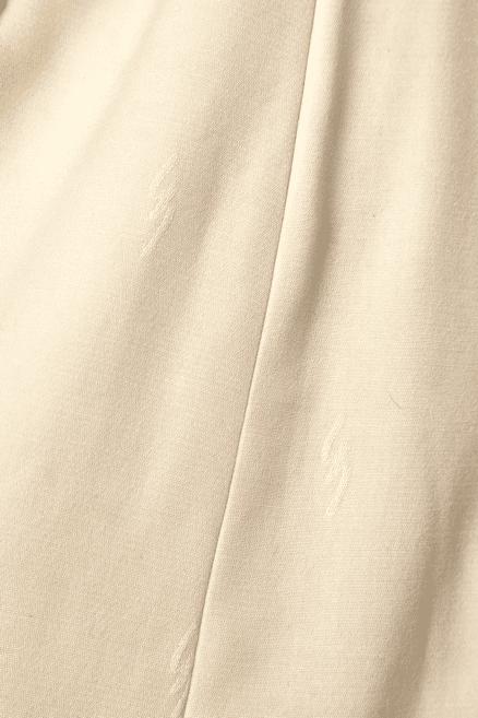 na6719-Veste-en-crêpe-de-soie-écrue-brodée-de-perles-de-soie-blanches-et-points-noeud-jaune-Lecoanet-Hémant-t38-01