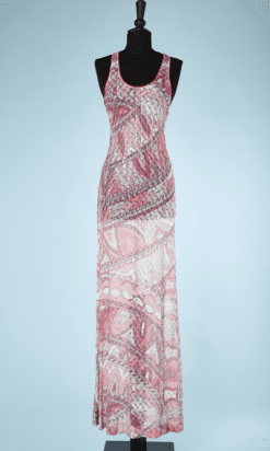 nA8047-Robe-longue-en-maille-imprimé-blanc-rose-pâle-et-rose-Emilio-Pucci-t36-01